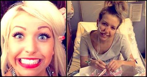22-летняя девушка умерла потому, что доктора ошибочно приняли рак за беременность