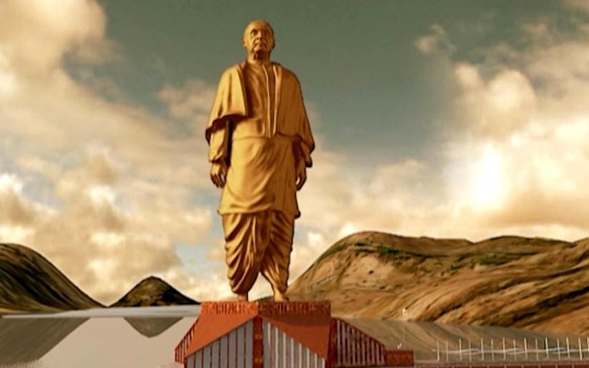 Десять самых высоких статуй мира