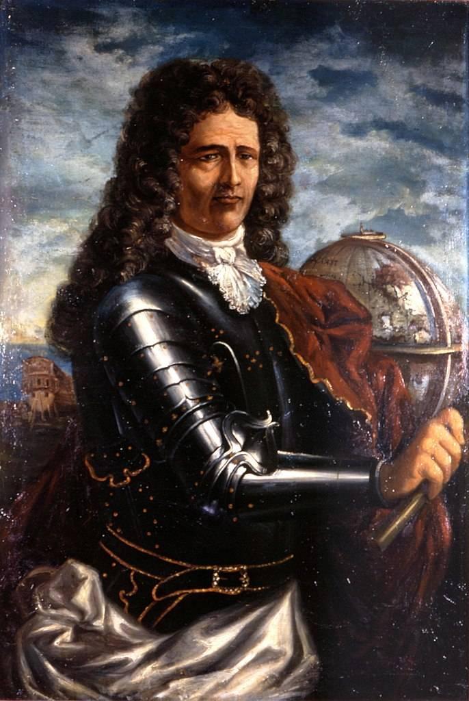 Офицеры Армады. Хосе Антонио де Гастаньета