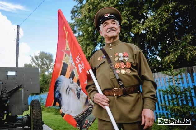 """Вопрос: Являются ли """"фальшивые ветераны"""" умышленными фальсификаторами истории Великой Отечественной войны советского народа?"""