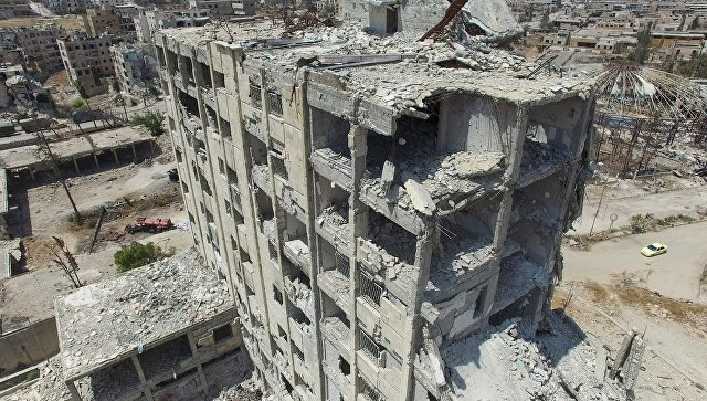 Новости Сирии. Сегодня 18 августа 2016