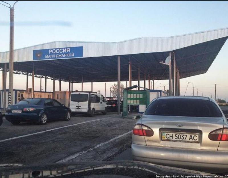 Режим в панике: население юга Украины массово уезжает в Крым для празднования 9 Мая