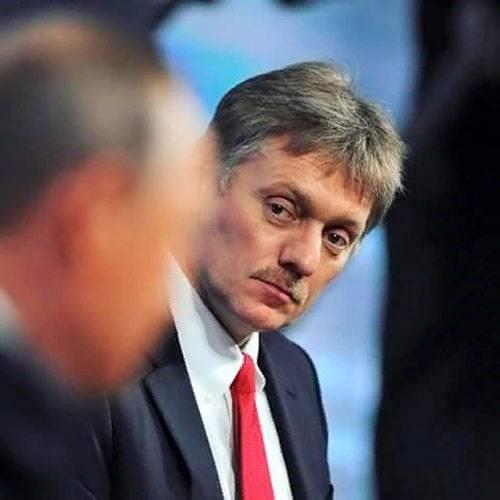 """Песков прокомментировал японские публикации о """"гарантиях на два острова"""""""