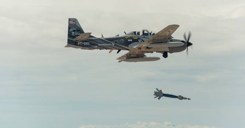 Саботаж. ВВС США против идеи лёгкого штурмовика