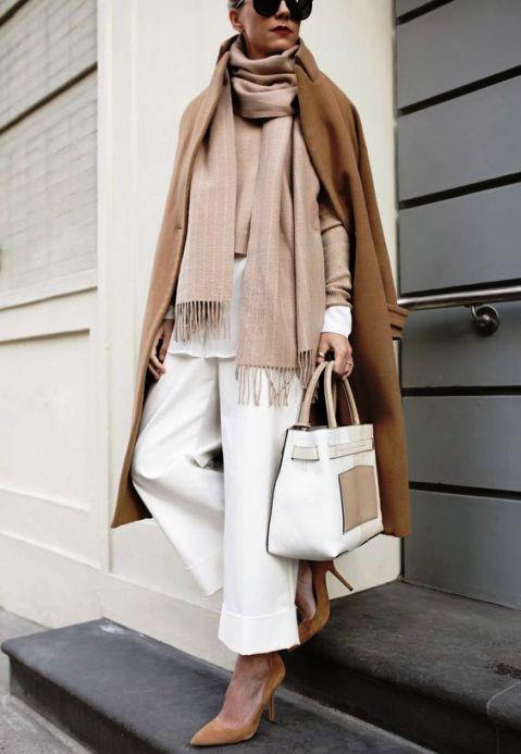Актуально — как сочетать коричневый цвет в одежде, чтобы выглядеть на миллион