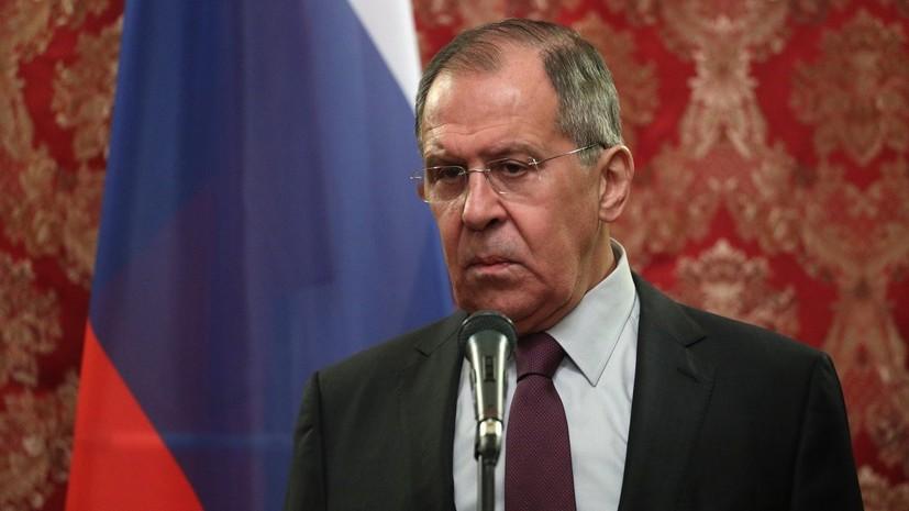 Крым в опасности: Лавров рас…