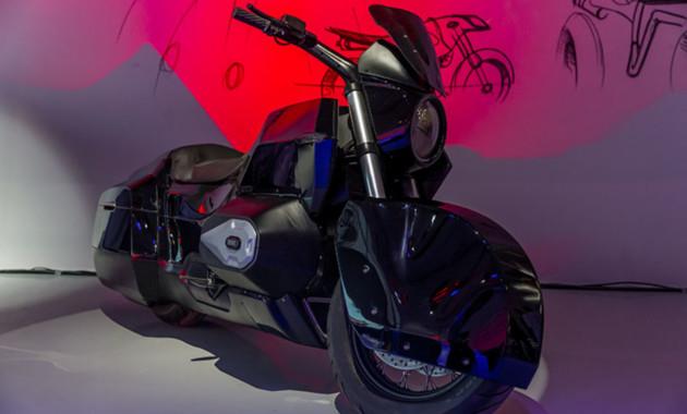 «Калашников» протестировал мотоцикл «Иж» на трассе «Формулы-1»