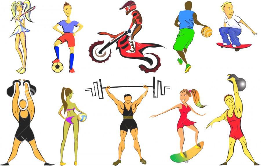Выбираем спортивное хобби!