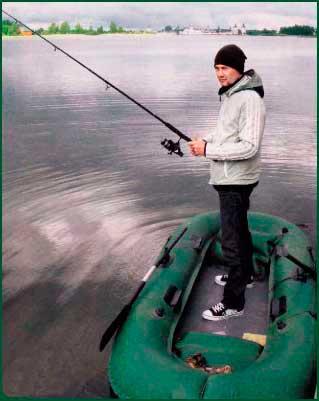 Как сделать дно для резиновой лодки