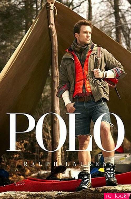 свитер Polo Bear
