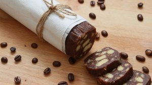 Шоколадная(Вкуснятина) колбаска — рецепт.