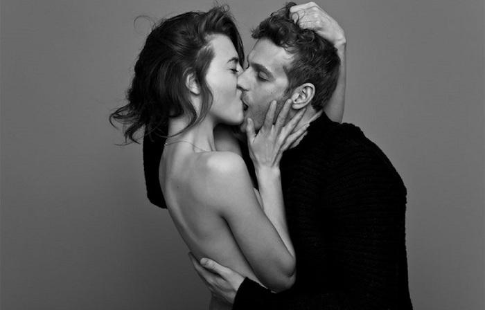Всего один поцелуй: чувственные фотографии целующихся пар