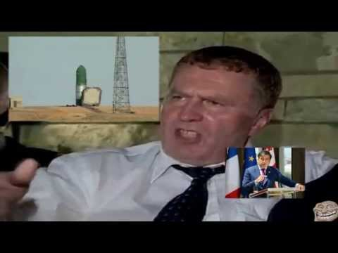 Видео Обращение Жириновского к Бушу | Трэш Метал версия | видео YouTube
