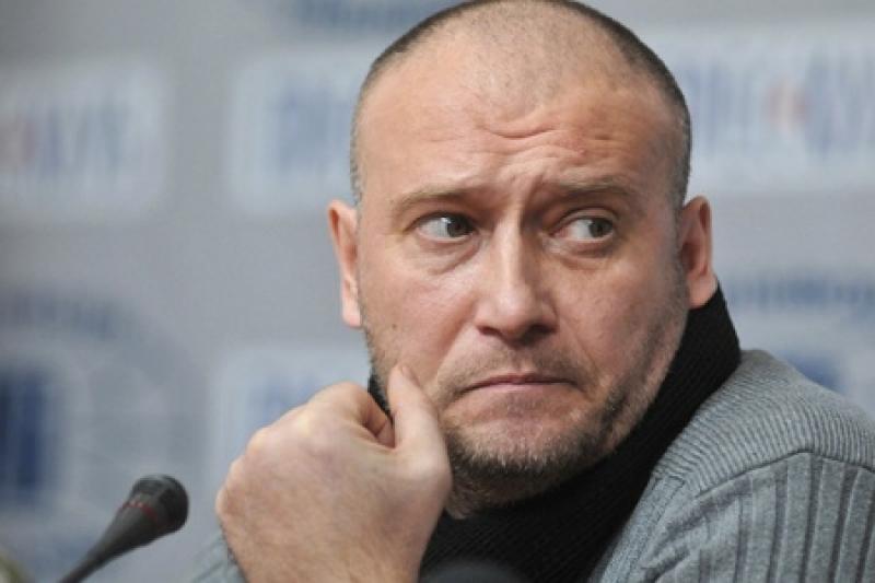 Ярош примеряет на себя роль фюрера и запрещает украинцам возвращаться домой с заработков в России