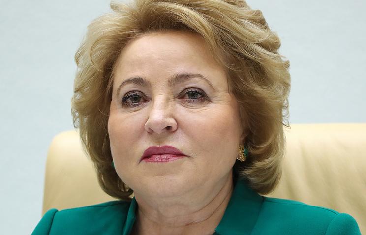Матвиенко назвала позором властей, что в более чем 3 тыс. школ нет теплых туалетов