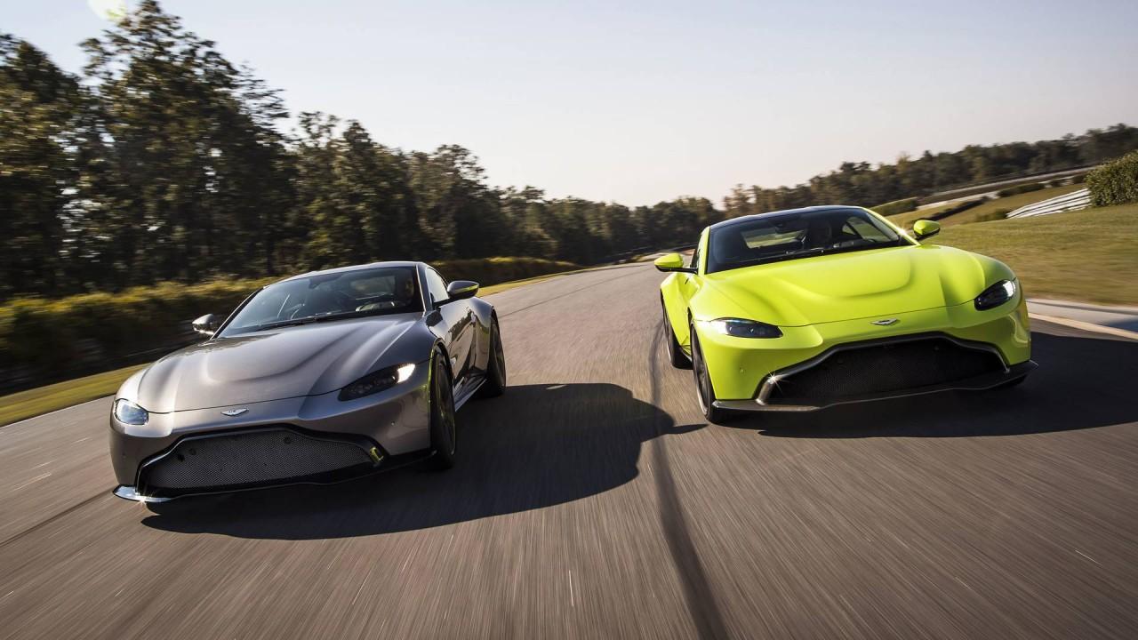 Aston Martin Джеймса Бонда запустили в серийное производство