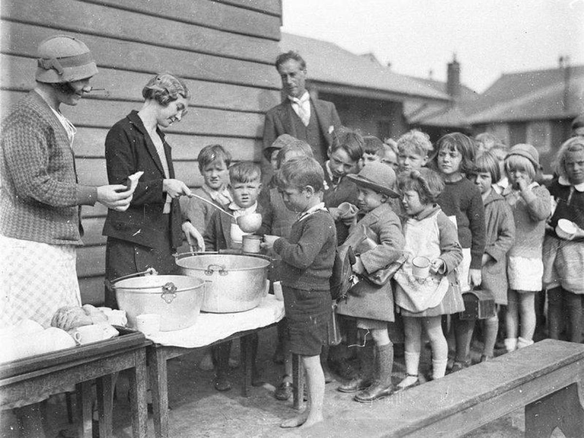 the devastating effects on both north and south during the great depression