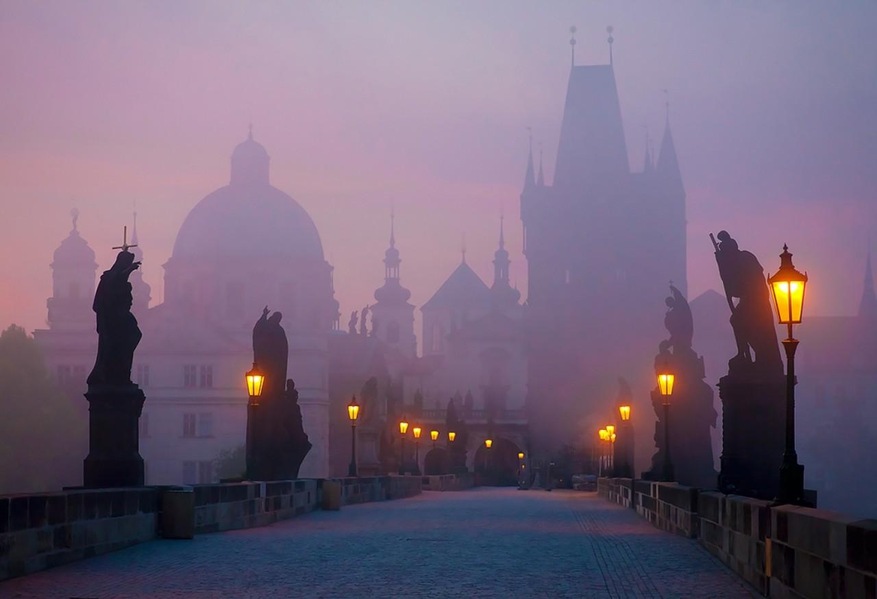Музей легенд и призраков, Прага