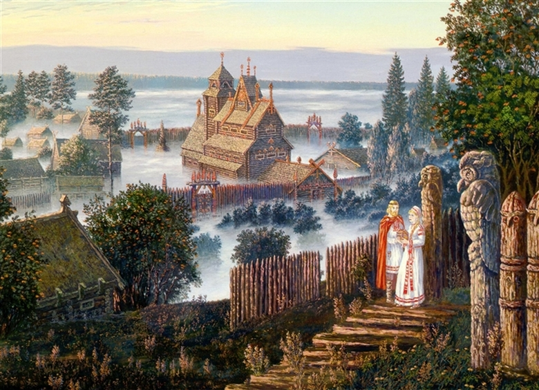 Археологи Качаловы: фальсификация истории древней Руси продолжается до сих пор