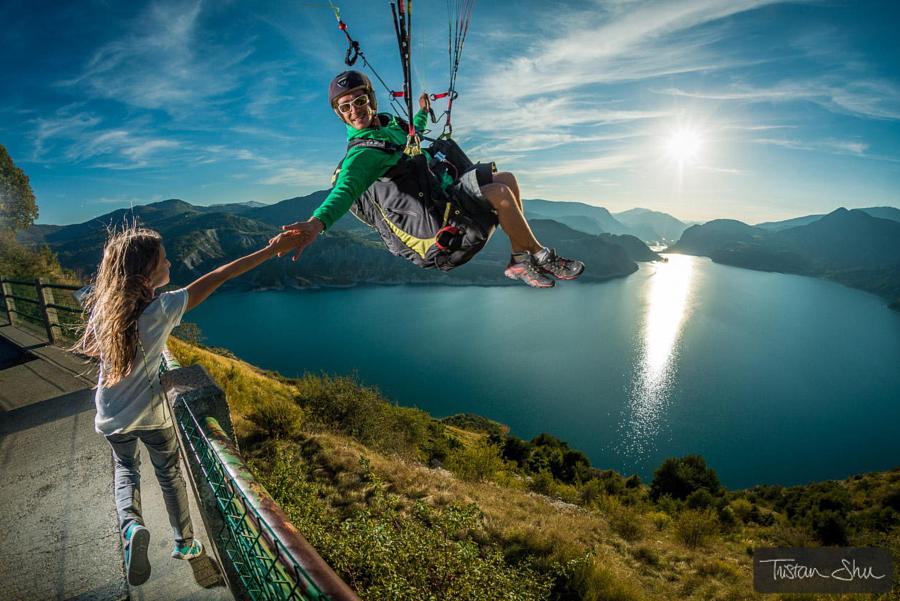 Спорт и экстрим - удивительные фотографии