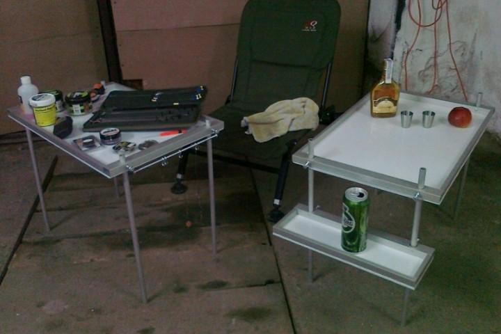 стол для наживок своими руками