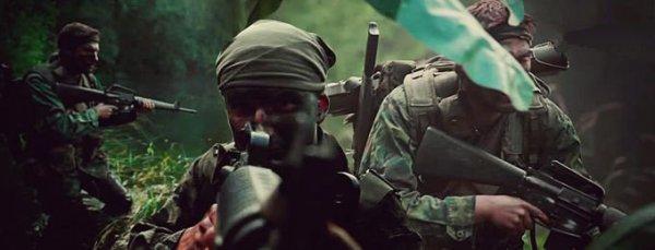 Обнародовано подробное описание ночного боя с украинскими диверсантами