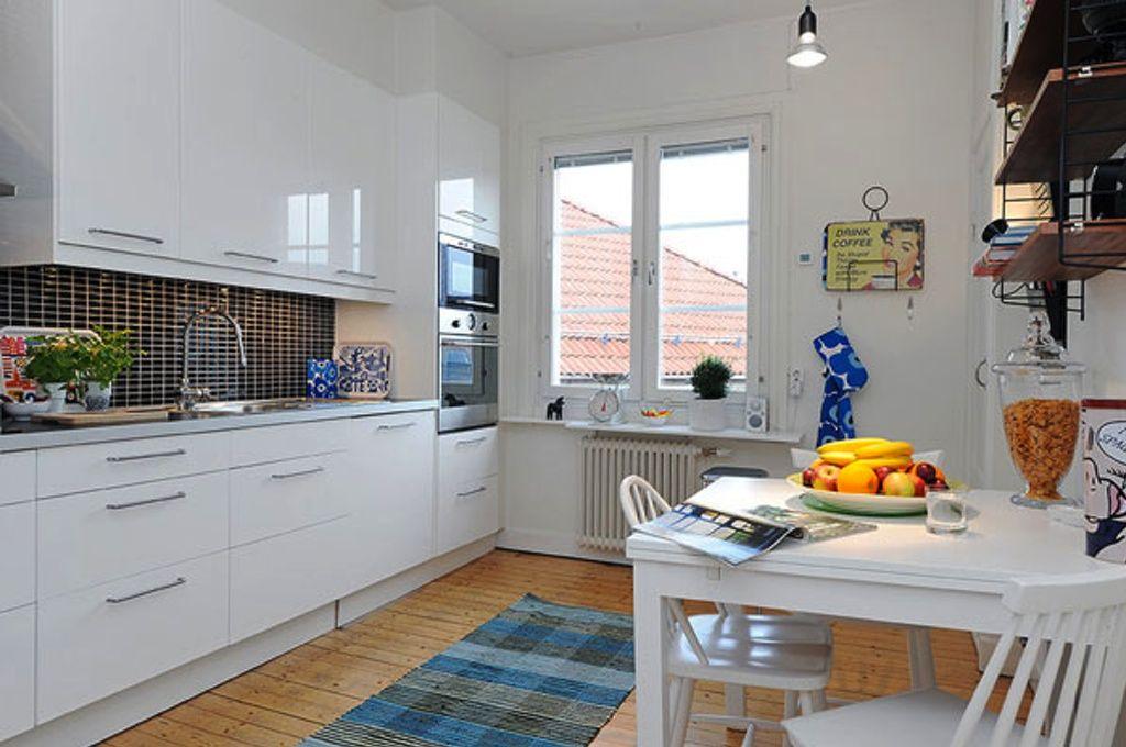 Простые кухни фото
