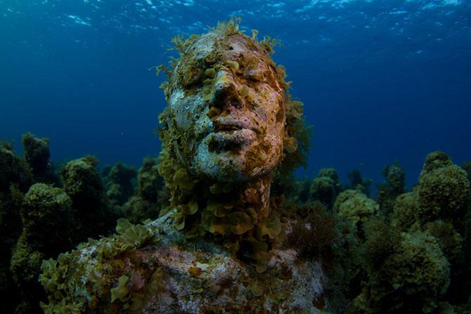 Искусство в подводном мире