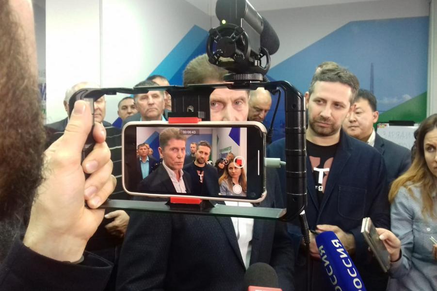 Кремль победил в Приморье. З…