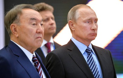 Путин обсудил с Нетаньяху и Назарбаевым ситуацию в Сирии