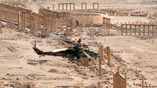 Акербатский «котел» закрыт: ВКС РФ и САА уничтожили боевиков в Эс-Савванет.