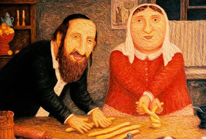 Вот почему нужно жениться на еврейке