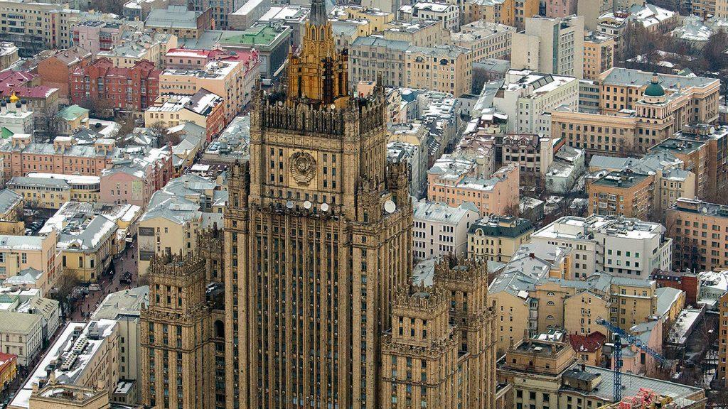 Россия аннулировала соглашение с Украиной о сотрудничестве в сфере СМИ