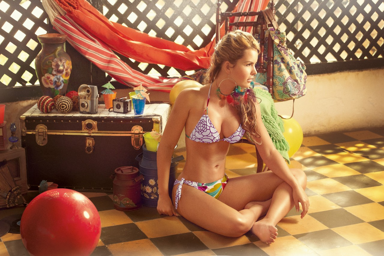 Восхитительная  Мелисса Хиральдо  2011