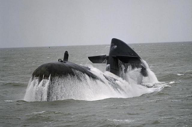 подводная лодка скорость звука