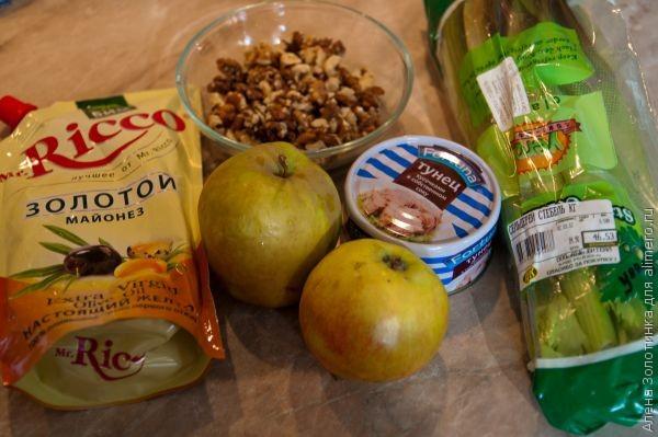 продукты для салата Загадка