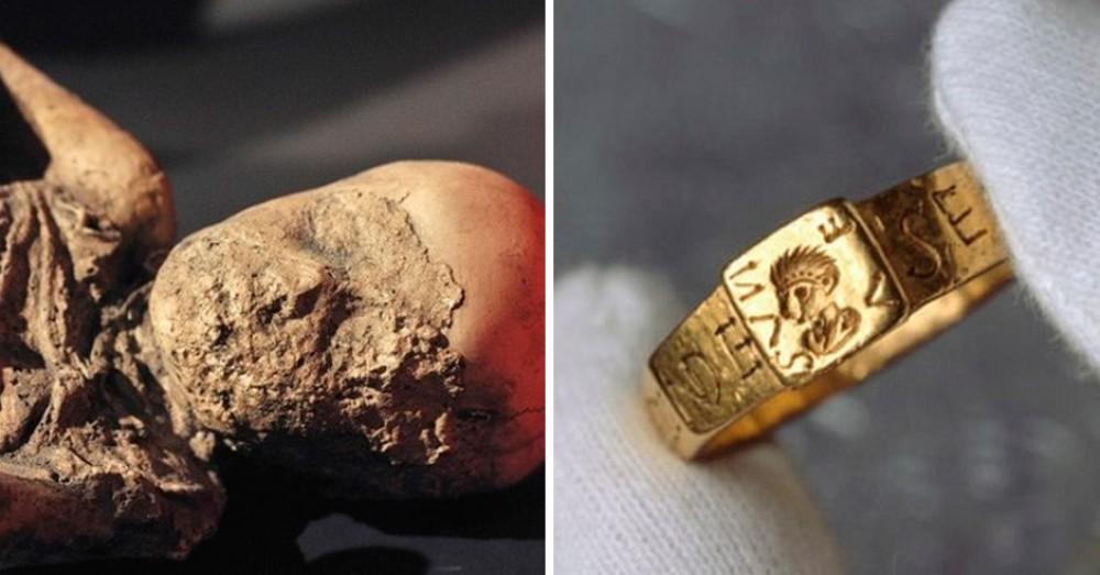 Древние артефакты, бесследно исчезнувшие в недрах истории