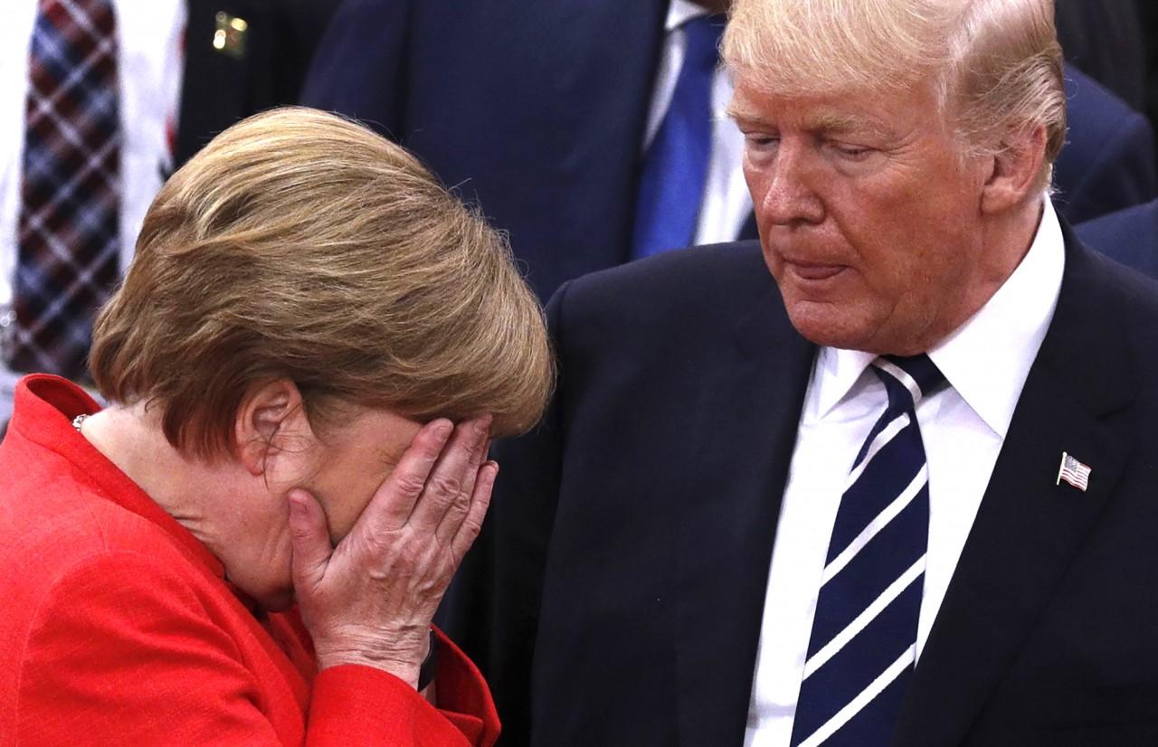 Трамп поставил союзников в неудобное положение