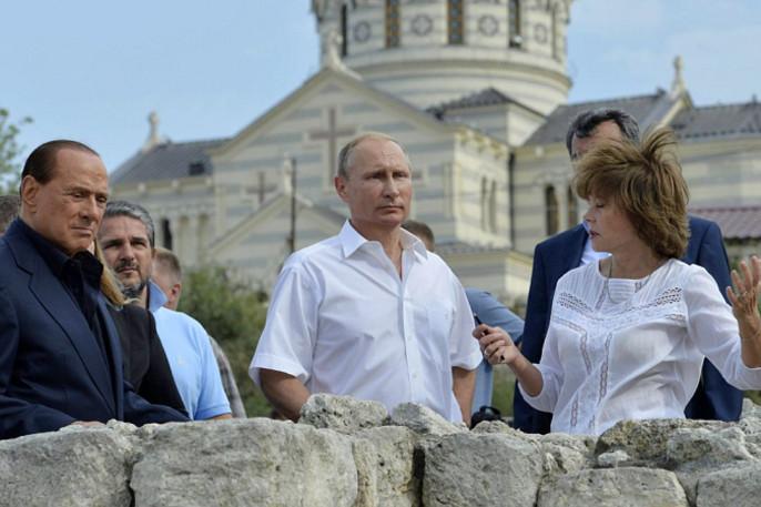 Александр Проханов : Путин может стать основателем монархической династии