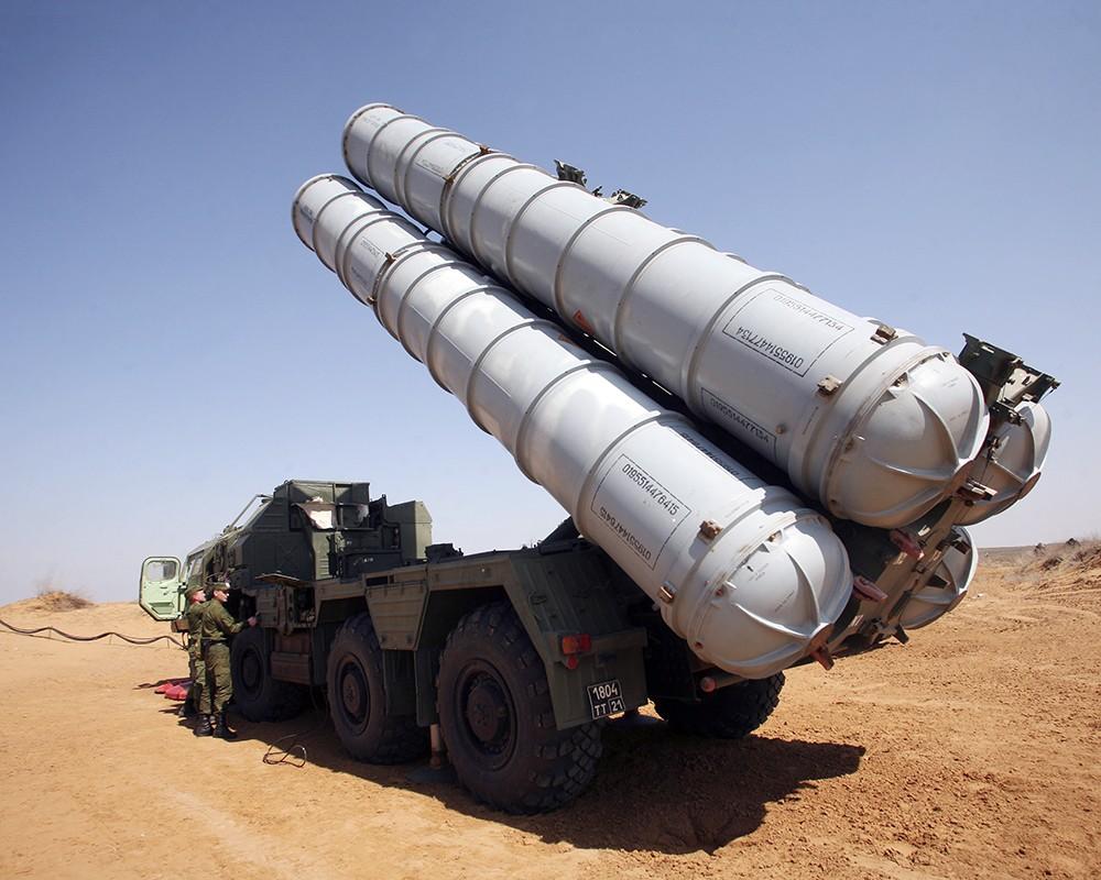 Появились данные о намерении Израиля уничтожить С-300 в Сирии