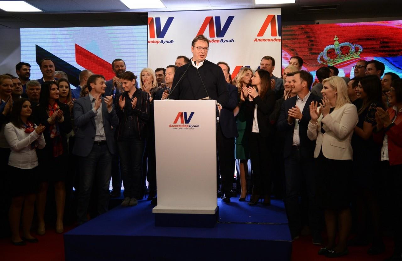 Новый президент Сербии обрат…