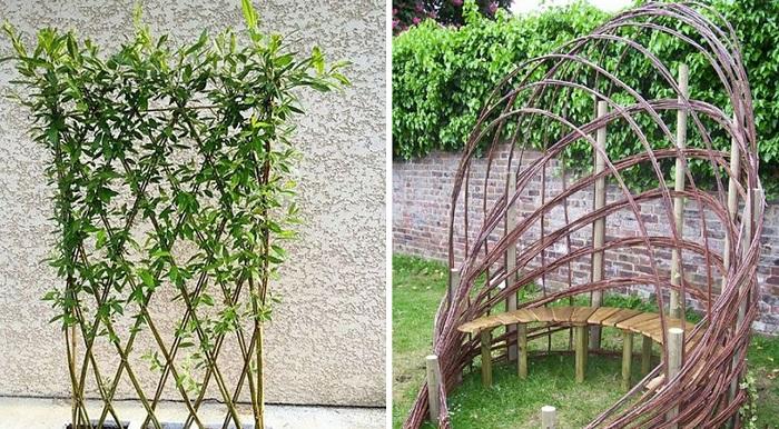 опоры для растений из стеклопластика
