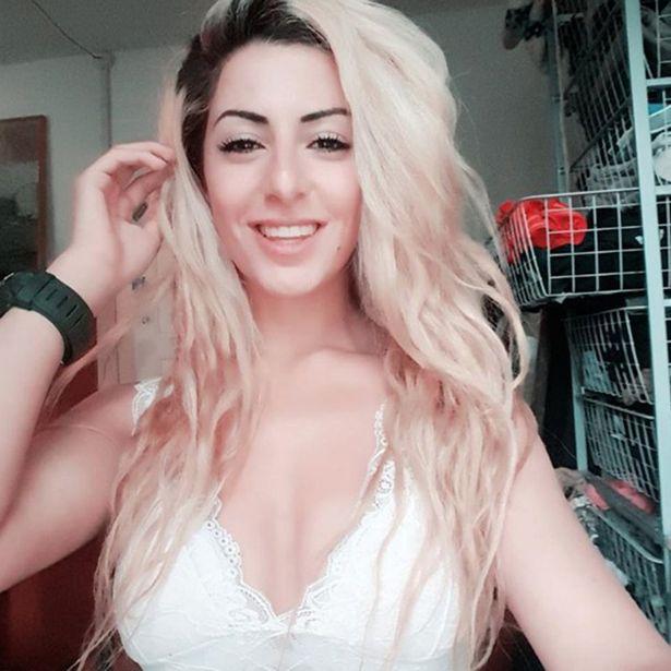 22-летняя блондинка из Дании убила 100 боевиков ИГИЛ