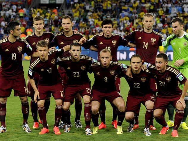 Российские футболисты сыграют товарищеские матчи с Испанией и Аргентиной