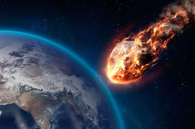 NASA заявило о приближении к…