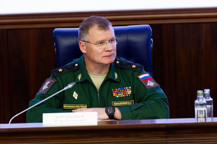 Россия уведомила Пентагон о новых мерах в связи с ударом США в Сирии