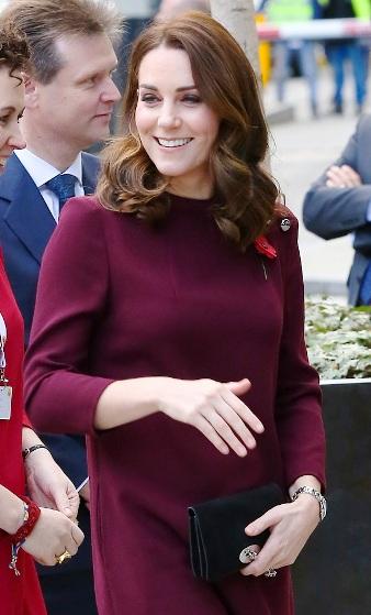 Иконы моды — элегантные образы герцогини Кембриджской