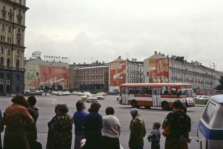 Апофиоз «застоя» - 1981 год