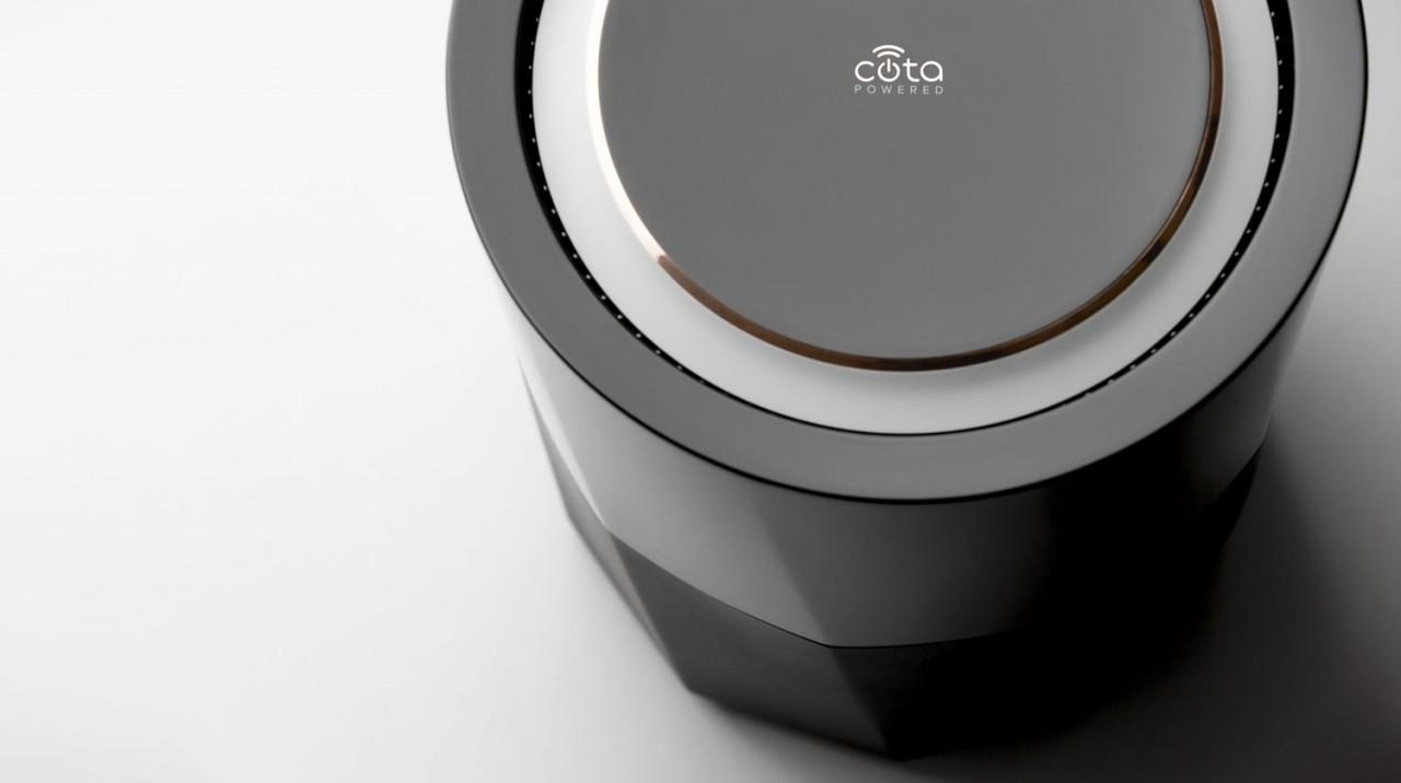 Cota – удивительная беспроводная зарядка для мобильных устройств