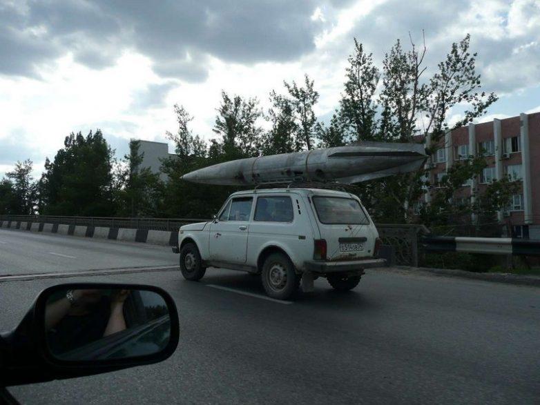 Тем временем в России. Очень смешно!